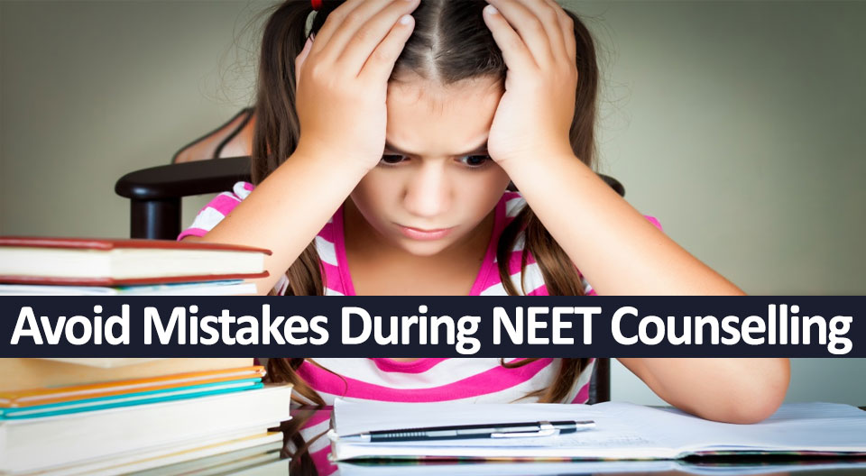 NEET Counselling steps with Admission