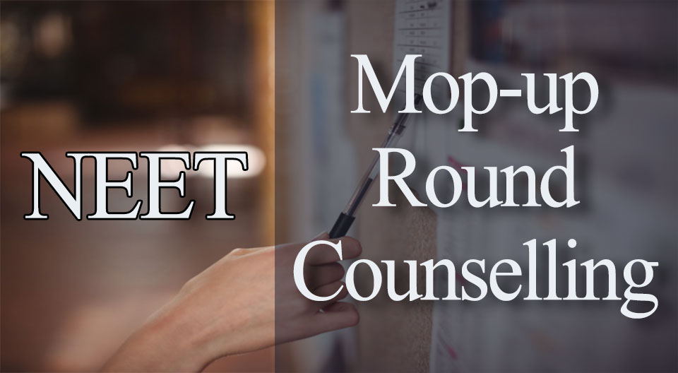 Neet admission rounds with admission
