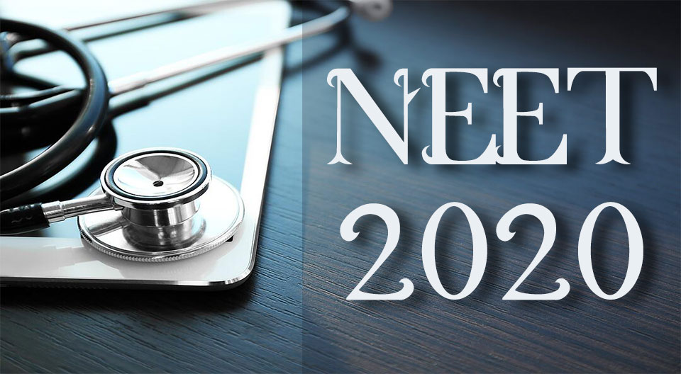 NEET 2020 with admission